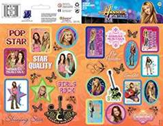 Hannah Montana Ultimate Pop Star Sticker Book