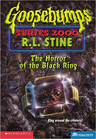 Horror of the Black Ring (Goosebumps Series 2000)