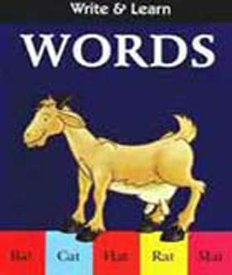 WRITE & LEARN WORDS