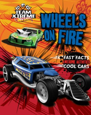 Hot Wheels Wheels on Fire