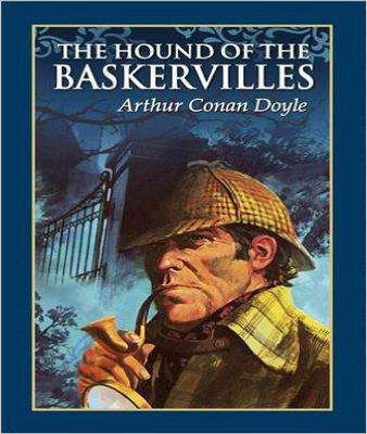 Hound of the Baskervilles Hardcover