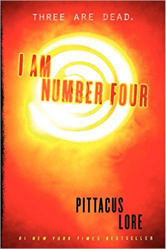 I Am Number Four (Lorien Legacies)      -     (PB)