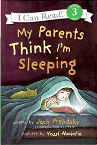I Can Read 3 My Parents Think I Am Sleeping