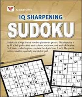 IQ Sharpening Sudoku   -