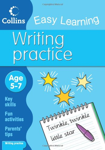 Writing (collins Easy Learning Age 5-7)