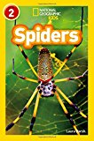 Nat Geo Readers - Spiders