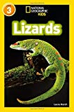Nat Geo Reader - Lizards