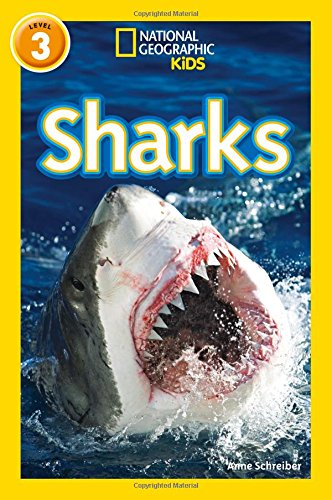 Sharks: Level 3 (national Geographic Readers)