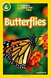 Butterflies (national Geographic Readers)
