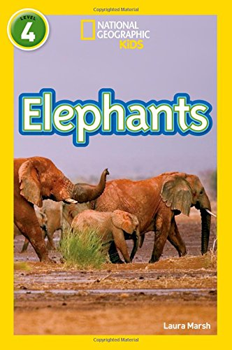 Nat Geo Reader - Elephants