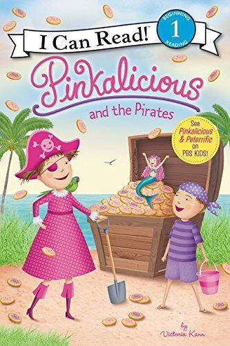 Pinkalicious And The Pirates (i Can Read Level 1)