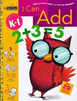 I Can Add (Grades K - 1) (Step Ahead)