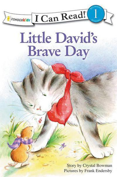 Little David's Brave Day (i Can Read! / Little David Series)