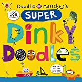 Super Dinky Doodles: With Over 100 Stickers And Lots Of Fun Surprises!