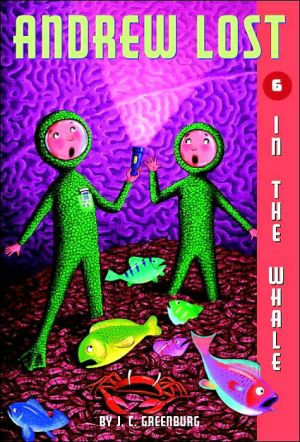 In the Whale (Andrew Lost Series #6)