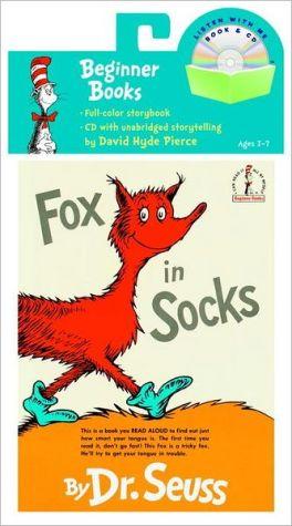 Fox in Socks: Book & CD