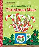 Richard Scarry's Christmas Mice (little Golden Book)