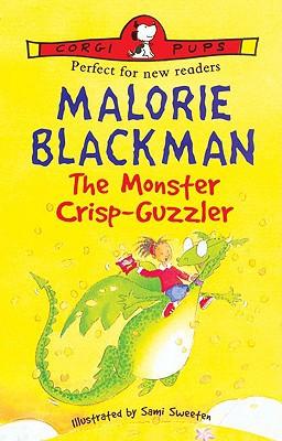 The Monster Crisp-guzzler (corgi Pups)