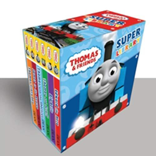 Thomas The Tank Engine Super Library, Na