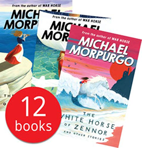 Michael Morpurgo Collection 12 Books Set (waiting For Anya, From Hereabout Hill, King Of The Cloud Forests, Kensuke's Kingdom, Why The Whales Come, Long Way Home, My Friend Walter, War Horse And More)
