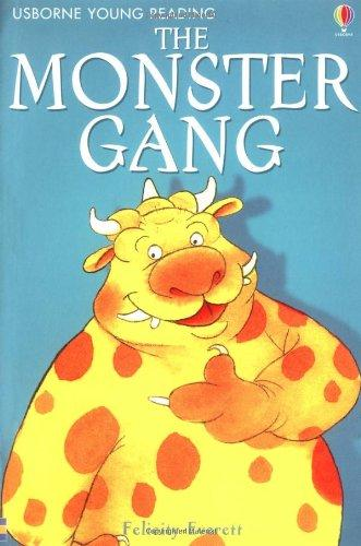 The Monster Gang (usborne Young Readers)