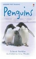Penguins (first Reading Level 4) [paperback] [jan 01, 2010] Nill