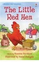 Little Red Hen (first Reading Level 3) [paperback] [jan 01, 2010] Davidson, Susanna And Daniel Postgate