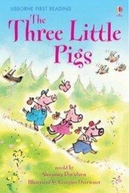 Three Little Pigs (first Reading Level 3) [paperback] Nill