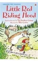 Little Red Riding Hood (first Reading Level 4) [paperback] [jan 01, 2007] And Mike Gordon
