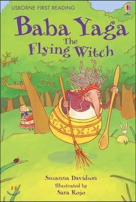 ?ufr Level-4 Baba Yaga The Flying Witch [paperback] [jan 01, 2010] Susanna Davidson