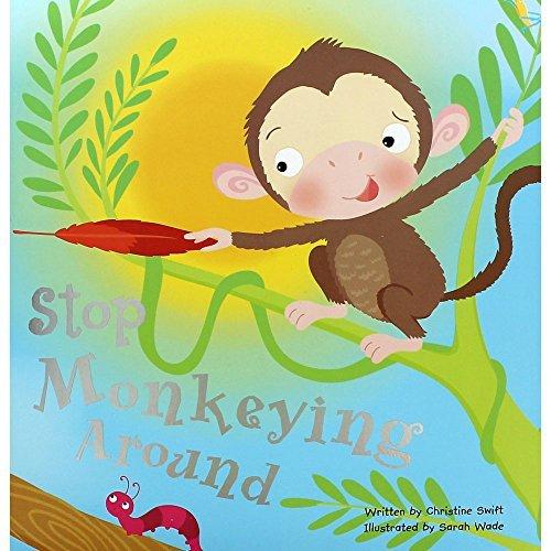 Stop Monkeying Around By Christine Swift