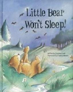 Padded Books - Little Bear Won't Sleep, Na