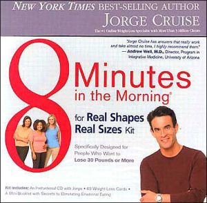 8 Minutes In The Morning Kit For Extra Easy Weight Loss Kit