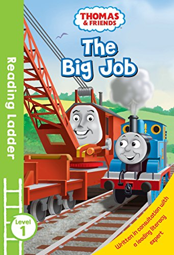 Reading Ladderthomas And Friends: The Big Job Level 1