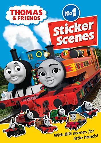 Thomas & Friends: No.1 Sticker Scenes