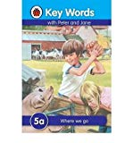 Key Words With Peter And Jane #5 Where We Go A Series
