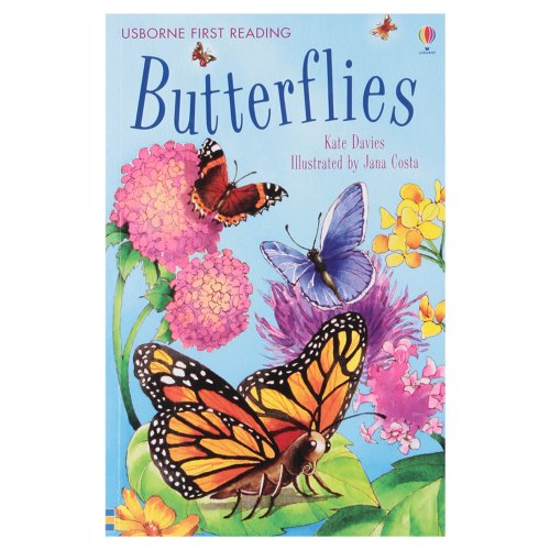Butterflies (first Reading Level 4) [paperback] [jan 01, 2010] Nill