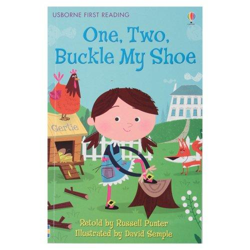 One Two Buckle My Shoe (first Reading Level 2)