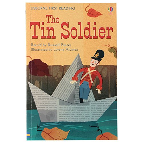 The Tin Soldier - Level 4 (usborne First Reading)