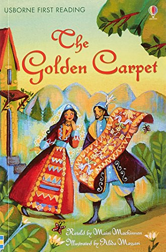 The Golden Carpet [paperback] [jan 01, 2015]