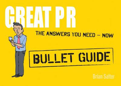 Great Pr (bullet Guides)