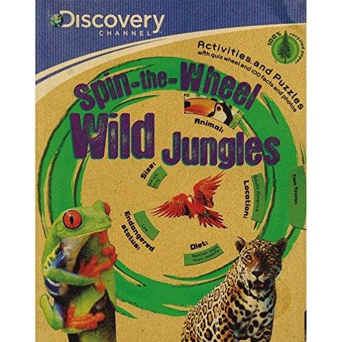 Discovery: Spin-the-wheel Wild Jungles