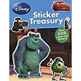 Disney Pixar Sticker Treasury