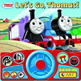 Thomas & Friends Steering Wheel Sound Book: Let's Go, Thomas (thomas & Friends (hardcover))