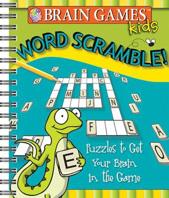 Brain Games Word Scramble