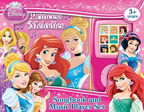 Disney® Princess Songbook And Music Player Set