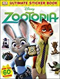 Ultimate Sticker Book: Disney Zootopia