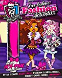 Monster High Fierce Fashion Activities