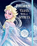 Disney's Frozen: Elsa's Book Of Secrets (disney Frozen)