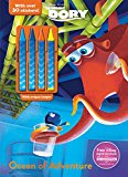 Disney Pixar Finding Dory Color & Activity With Crayons (colour & Activity With Crayons)